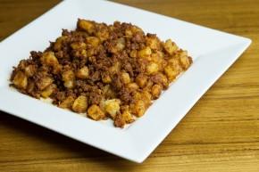 Chorizo with Potatoes