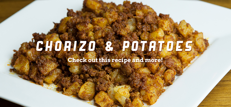 chorizo-potatoes